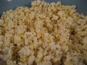 sweet n salty popcorn