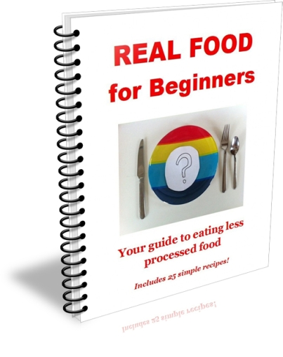REAL FOOD for Beginners