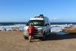 christy-and-rv-in-pacific-grove