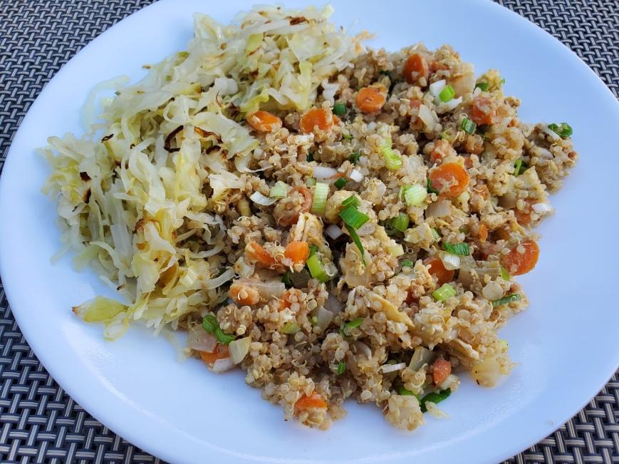 five spice quinoa (2)